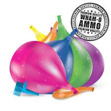 water balloons magic seal water balloons wham o