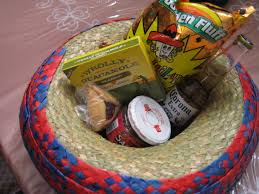 Mexican Gift Basket Mishloach Manot