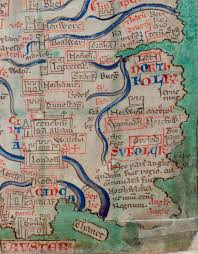 Medieval Maps Our Favourite Map Medieval Manuscripts Blog