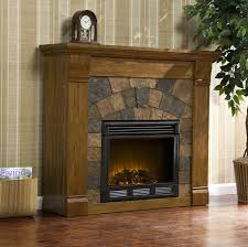 freestanding fireplace mantel contemporary free standing