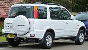 2000 Honda Cr V Information And Photos Momentcar