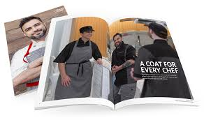 restaurant uniforms for front of house and back of house apparel