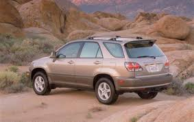 lexus rx300 edmunds 2003 lexus rx 300 information and photos zombiedrive