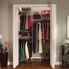 closetmaid 164000 up to 5 ft closet organizer kit the mine