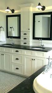Bathroom Counter Shelves Bathroom Countertop Storage Cabinets S Bathroom Counter Storage