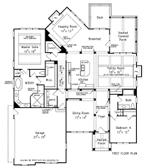 How To Draw A House Floor Plan Tillman House Floor Plan Frank Betz Associates