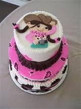 cowgirl birthday cake ideas