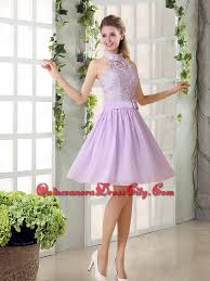 one shoulder lace bridesmaid dresses high neck lilac a line lace bridesmaid dress chiffon for 2015 58 62