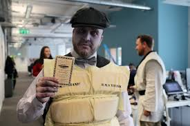 Titanic Halloween Costumes Halloween Costume Competition Winners 2016 Brown Bag Labs