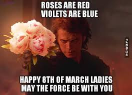 Womens Day Meme - 9gag happy international women s day ladies facebook
