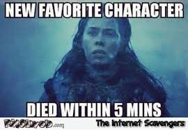 Memes Game Of Thrones - new favorite character game of thrones meme pmslweb
