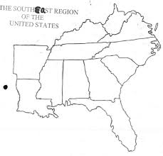 map usa southeast southeast us map blank southeast us states blank map usa blank map