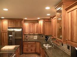 hickory kitchen cabinet design ideas kitchen hickory cabinet ideas page 1 line 17qq
