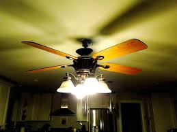 Light Bulbs For Ceiling Fans Kitchen Extraordinary Kitchen Ceiling Fans With Bright Lights