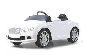 bentley white and black ride on bentley gtc white jamara shop