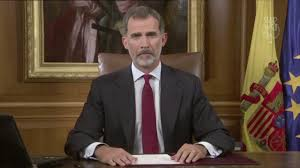 Sofa King Snl by Catalan Referendum Spain U0027s King Felipe Launches Blistering Attack