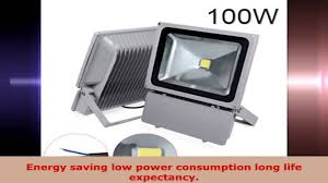 Brightest Outdoor Flood Light Sinuote 100w Bright Outdoor Led Flood Lights White Outdoor