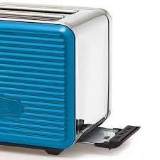 Blue 4 Slice Toaster Product