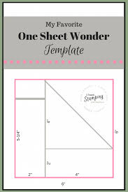One Sheet Template One Sheet Template For Batch Card I Teach Sting
