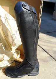 sport riding boots ariat v sport zip tall boot review u2013 a horse for elinor