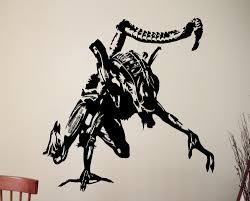 wall vinyl alien wall stickers u2013 wall murals ideas