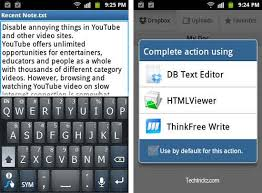 android text editor use dropbox to edit text on android and ios techtrickz
