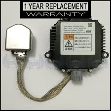 nissan murano xenon headlight oem ballast lighting u0026 lamps ebay