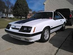 mustang gt 1986 ford mustang hatchback with t tops 1986 ford original oxford white
