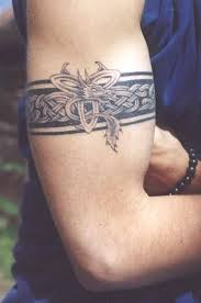 beautiful celtic upper armband tattoo for men goluputtar com