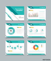powerpoint presentation template designs vector business