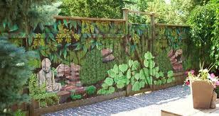 Garden Mural Ideas Diy Gardening Ideas Diy Garden Ideas Mural Sart Diy Home