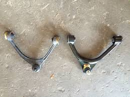 lexus sc300 rear upper control arm upper control arm lower ball joints and outer tierod installation