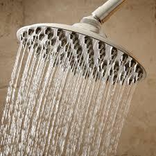 bostonian rainfall nozzle shower head bathroom