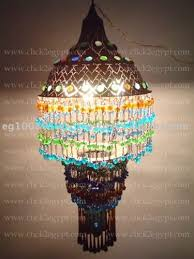 Glass Light Shades For Chandeliers Custom Unique Beaded L Shade Photo Detailed About Custom