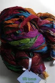 sari silk ribbon tilli tomas sari silk ribbon yarn