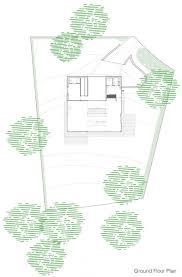 architecture villa v ground floor plan