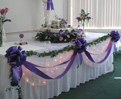 table decorations for wedding purple and turquoise wedding reception the wedding flowers as
