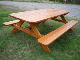 Outdoor Patio Furniture Ottawa by Custom Outdoor Furniture Picnic Tables Custommade Com
