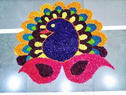 25 easy and creative rangoli designs for with visuals