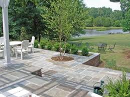 Patio Stone Prices by Blue Stone Patio Tips And Ideas