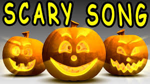 scary song halloween songs for children kids and toddlers