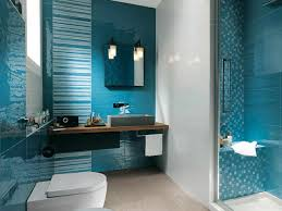 bathroom color palette ideas color a bold and bright statement with turquoise wall color coral