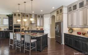 multi color kitchen cabinets multi colored kitchen cabinets spark interest