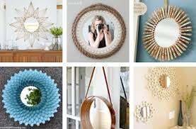 diy mirror décor ideas that will your mind