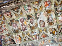 restoration of the sistine chapel frescoes wikipedia
