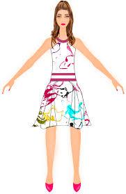 gallery of digital fashion pro fashion illustration sketches