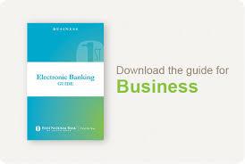 first national bank of hutchinson personal banking banking