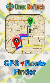 gps route finder apk for android
