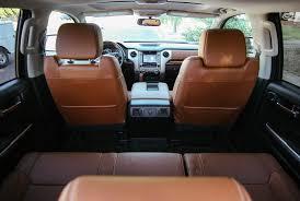 Toyota Tundra Interior Accessories Review Toyota Tundra 1794 Edition Gear Patrol