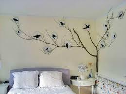 Birds Home Decor Wall Art Design Simple 6 Decal Wall Sticker Art Sakura Flowers